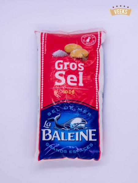 Meersalz /Fleur de Sel/ Gros Sel/ La Baleine