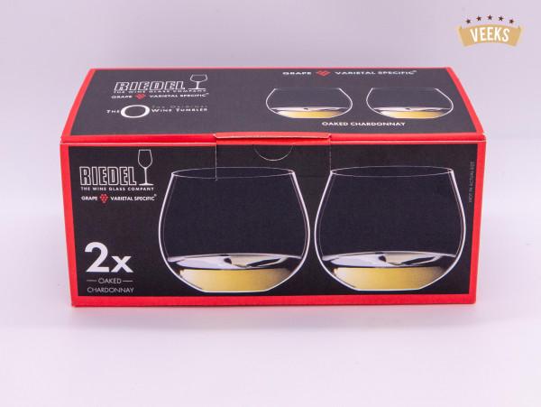 Riedel Oaked Chardonnay Gläser