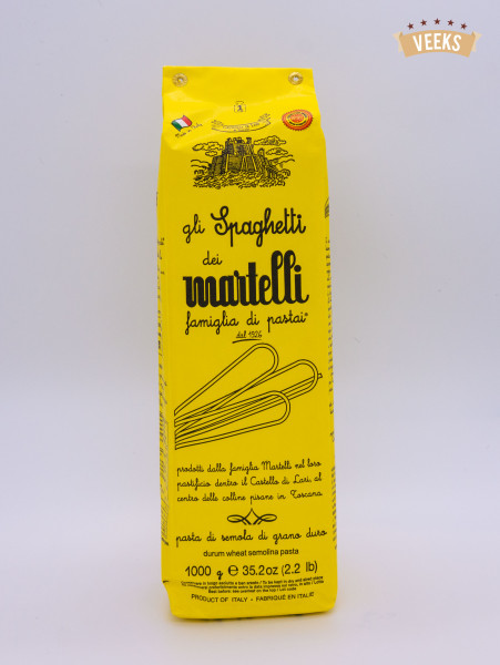 Spaghetti/ Martelli/ Noodles