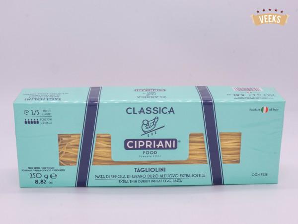 Tagliolini/ Cipriani/ Noodles