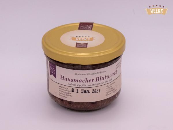 Blutwurst/ Veeks/ Wurstwaren