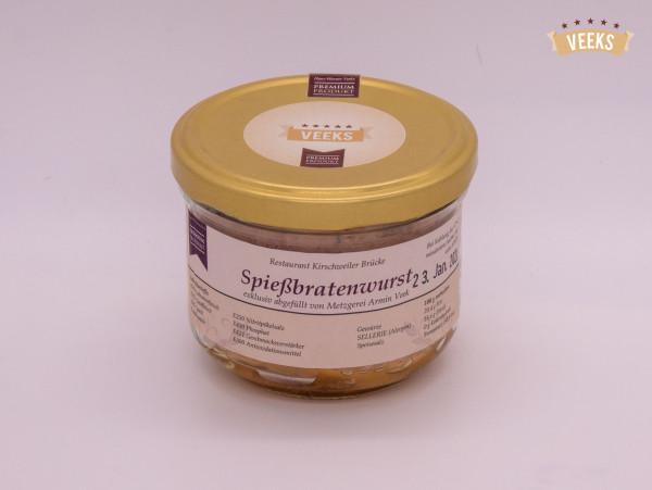 Spießbratenwurst/ Veeks/ Wurstwaren