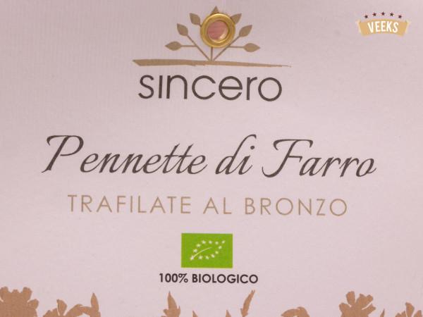 Pennette di Farro/ Sincero/ Noodles