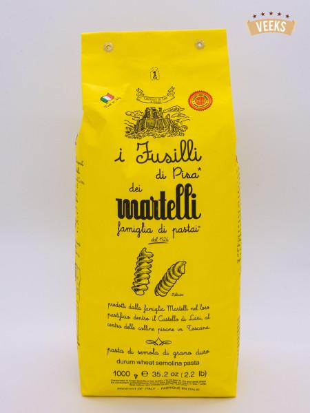 Fusilli/ Martelli/ Noodles